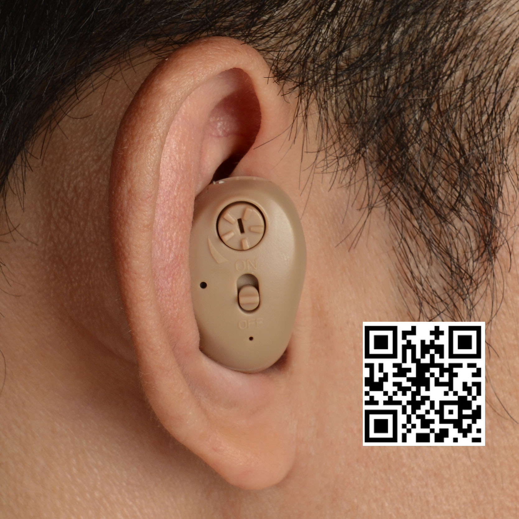 Rechargeable Hearing Aid Amplifiers